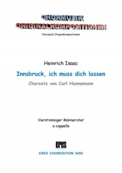 Innsbruck, ich muss dich lassen (Männerchor)