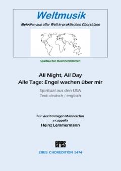 All Night, All Day (Männerchor)