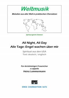 All Night, All Day (Frauenchor) 111