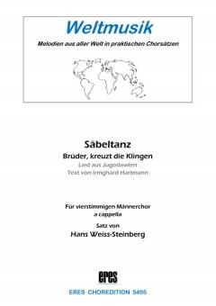 Säbeltanz (Männerchor)