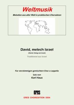 David, melech Israel (gemischter Chor)