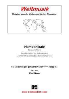 Hambanikale (gemischter Chor)