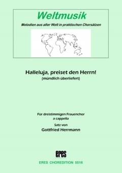 Halleluja, preiset den Herrn (Frauenchor)