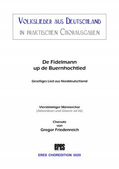 De Fidelmann up de Buernhochtied (Männerchor)