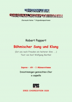 Böhmischer Sang und Klang (gemischter Chor 3st)