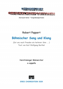 Böhmischer Sang und Klang (Männerchor)