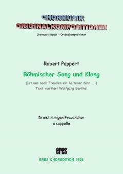 Böhmischer Sang und Klang (Frauenchor 3st)