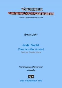 Gode Nacht (Männerchor)