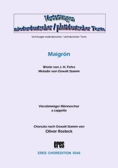 Maigrön (Männerchor)