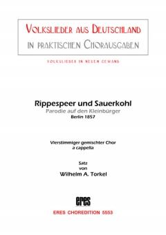 Rippespeer und Sauerkohl (gemischter Chor)