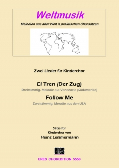 Follow me (Frauenchor 2st)