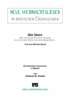 Der Stern (Frauenchor)