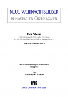 Der Stern (Männerchor)