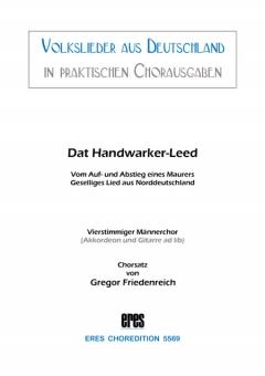 Dat Handwarker-Leed (Männerchor)