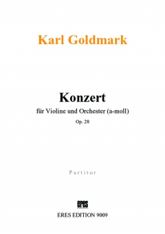 Concerto For Violin (Orchestra)