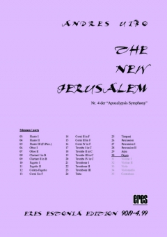 The New Jerusalem (Leihmaterial)