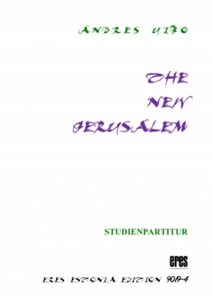 The New Jerusalem (Study-Score)