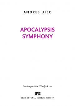 Apocalypsis Symphony (Studienpartitur)