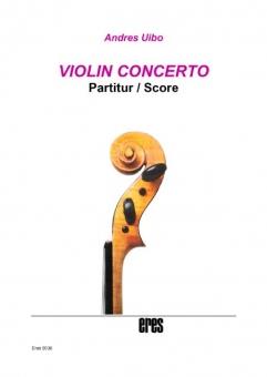 Violin Concerto (Partitur)