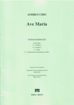 Ave Maria (orchestra-parts)