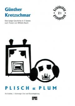 Plisch & Plum  (Klavierpartitur)