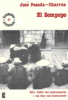 El Zompopo  (Partitur)