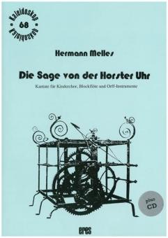 Die Sage von der Horster Uhr (Partitur mit CD)