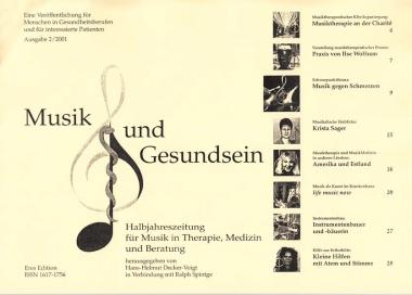 Musik und Gesundsein MUG-02
