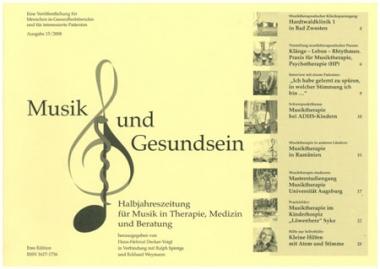 Musik und Gesundsein MUG-15