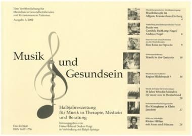 Musik und Gesundsein MUG-03