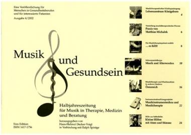 Musik und Gesundsein MUG-04 111