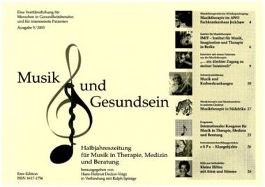 Musik und Gesundsein MUG-05