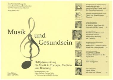 Musik und Gesundsein MUG-06