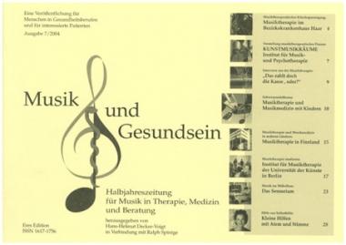 Musik und Gesundsein MUG-07