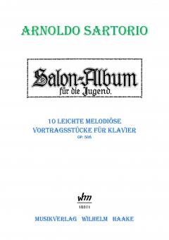 Salon-Album für die Jugend (Klavier)