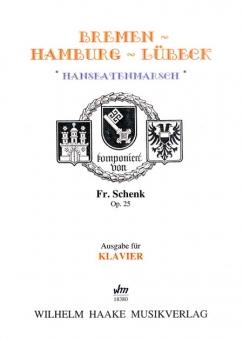 Hanseatenmarsch (Klavier)