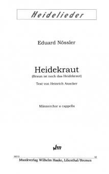 Heidekraut (Männerchor)