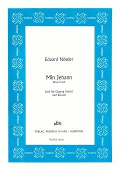 Min Jehann (Gesang und Klavier)