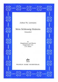 Mein Schleswig-Holstein (Singstimme & Klavier)