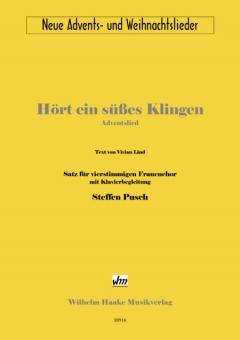Hört ein süßes Klingen (Frauenchor mit Klavier)