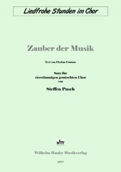 Zauber der Musik (gemischter Chor)