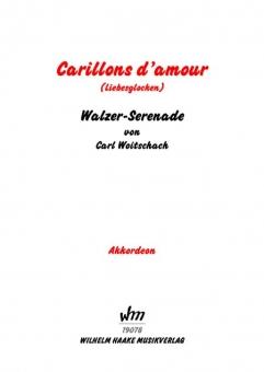 Carillons d´amour (Akkordeon)