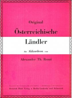 Oesterreichische Laendler (accordion)