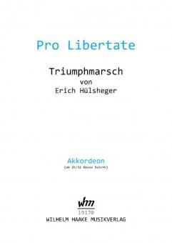 Pro Libertate (Akkordeon)