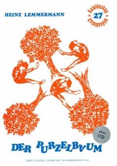 Der Purzelbaum (Partitur mit CD)