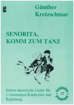 Senorita, komm zum Tanz  (Partitur)