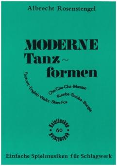 Moderne Tanzformen (Spielpartitur)