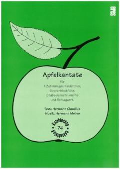 Apfelkantate  (Partitur)