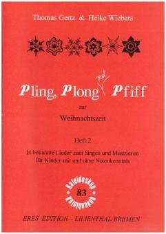 Pling, plong mit Pfiff zur Weihnachtszeit, 2