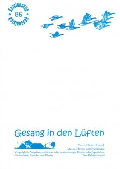 Gesang in den Lüften  (Klavierpartitur)